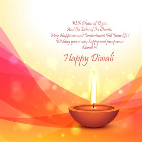 diwali card templates diwali festival card template vector free