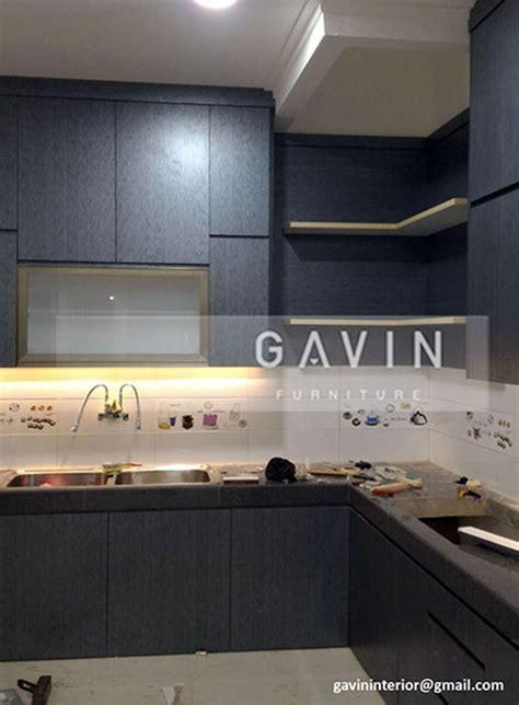Per Meter Lemari Hpl Harga Kitchen Set Dengan Finishing Hpl Kitchen Set