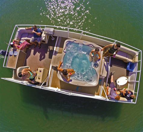 party boat rentals tacoma hot tub cruisin boat rental