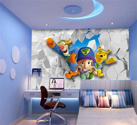 papier peint pour chambre enfant papier peint 3d pour enfant