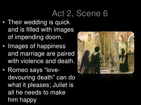 themes for romeo and juliet act 2 scene 2 romeo and juliet act 2 final