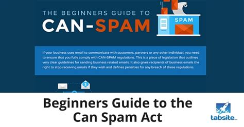 beginners guide to the law can spam act graphic pictures to pin on pinterest pinsdaddy