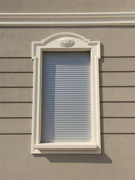 cornici esterne per finestre cornici per finestre lavorazioni polistirolo espanso