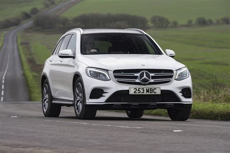 Mercedes Glk Tieferlegen by New Mercedes Benz Glc Glc 250d 4matic Sport Premium 5dr 9g