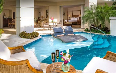 all inclusive resorts with swim out rooms swim up suite sandals royalibbean pictures inspirational pictures