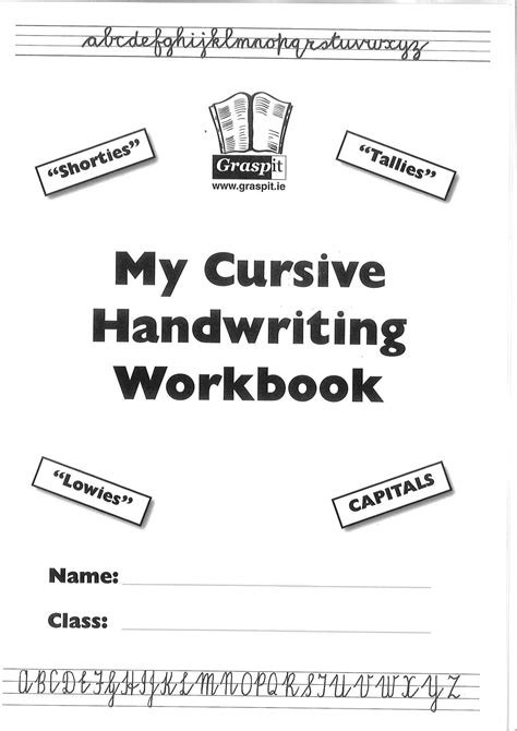 cursive handwriting workbook descargardropbox