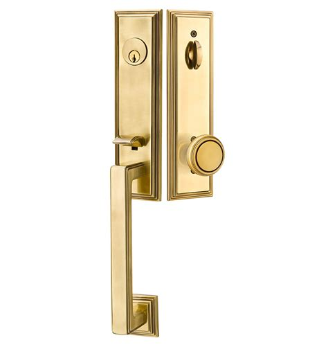 Exterior Door Knob Sets Wilshire Exterior Tubelatch Door Set With Norwich Knob Rejuvenation