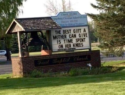 Unfortunate Church Pictures by Hilarious Church Signs That Might Leave You Questioning