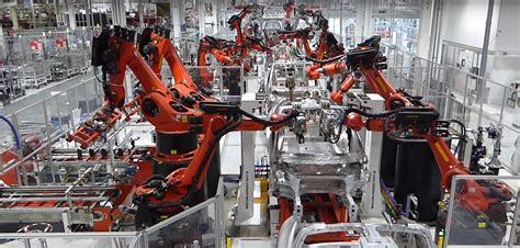 to fremont where tesla will continue to assemble finished vehicles tesla fremont factory 7 electrek