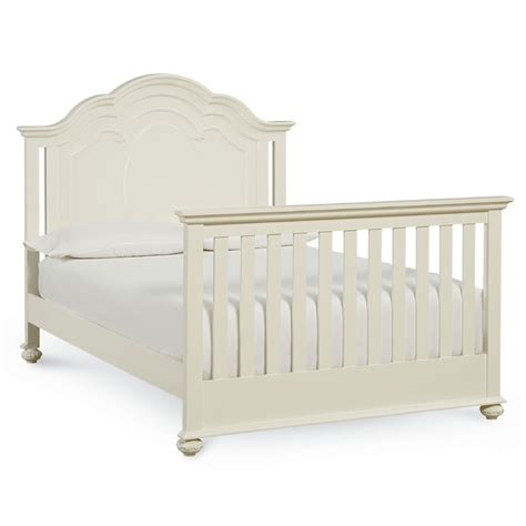 Sophie Crib To Full Bed Conversion Kit Rosenberryrooms Com Crib Converts To Bed