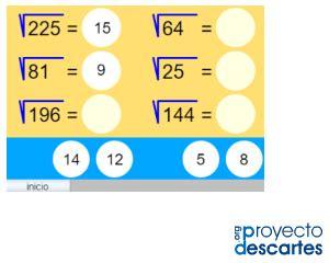 raiz cuadrada 144 la ra 237 z cuadrada