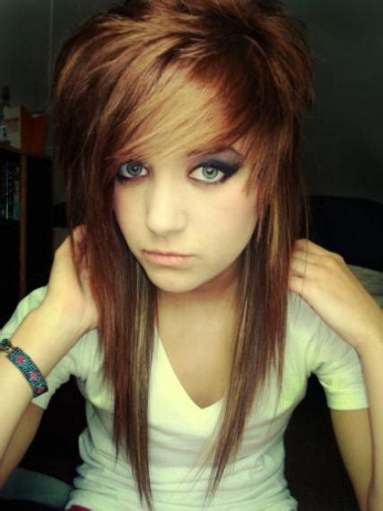 emo hairstyles for long straight hair 15 best ideas of emo long hairstyles