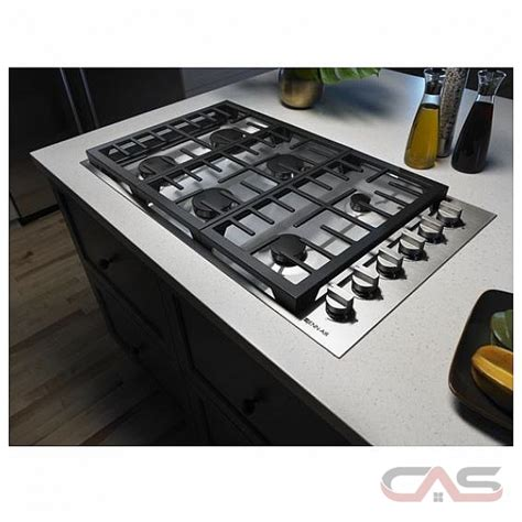 jenn aire cooktops jgc7636bp jenn air pro style cooktop canada best price