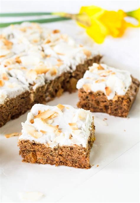 coconut carrot cake carrot cake with whipped coconut frosting aip paleo