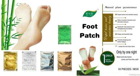 Jun Gong Detox Foot Patch Review by Jun Gong Detox Foot Patch Health Pad Free