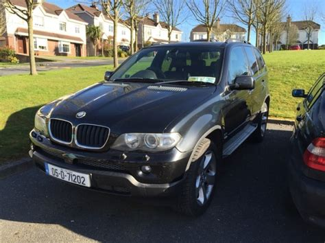 bmw x5 2005 for sale 2005 bmw x5 for sale for sale in tramore waterford from