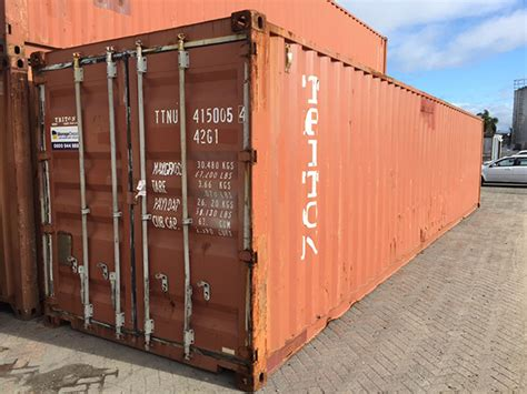 used storage container used shipping containers for sale storage depot