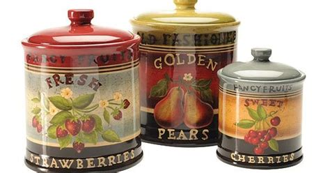 country style canister sets country kitchen canisters canisters set the country