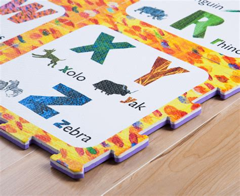 Eric Carle Rug by Catchoftheday Au The World Of Eric Carle Alphabet