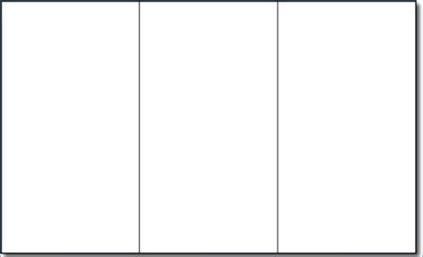 Blank Tri Fold Brochure Template Igotz Org Blank Tri Fold Brochure Template Free