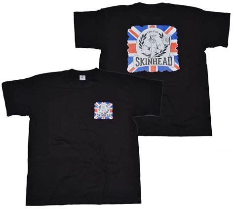 Tshirt Skinhead t shirt skinhead a way of union g514 k34