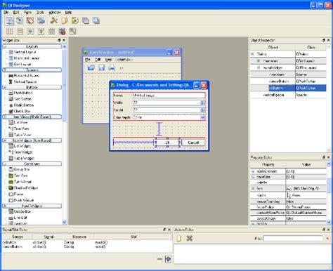 qt designer full window layout 使用pyqt在linux下开发gui桌面应用 爱程序网