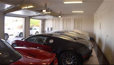 floyd mayweather car garage how to park 4 cars in a 3 car garage by floyd mayweather