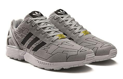 adidas zx flux blue pattern adidas originals zx flux weave quot pattern quot pack complex