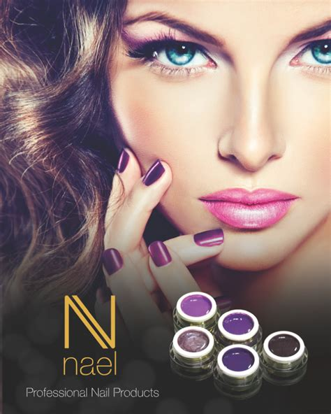 Professional Nail Products by Nael Professional Nail Products Adverteyes