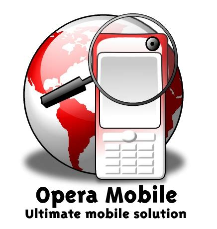 opera for mobile opera mobile on android nexus one and the iphone