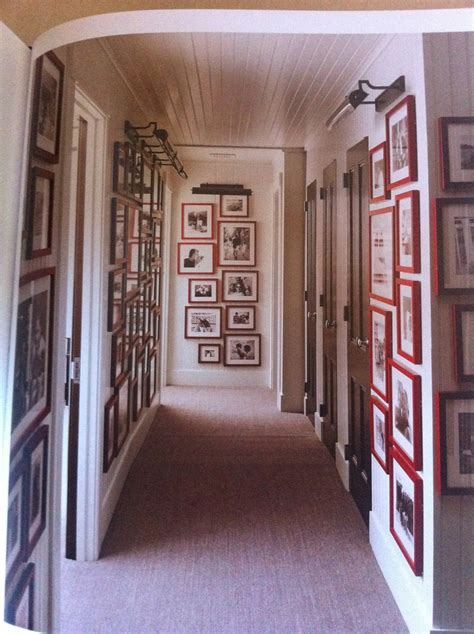 ideas on hanging pictures in hallway 27 best images about back hallway ideas on pinterest