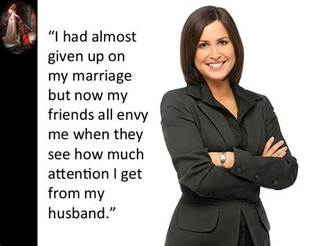 Women led marriage story