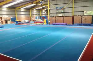 Gymnastic flooring sms australia