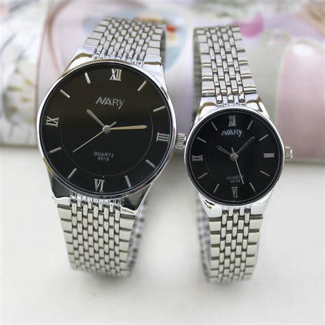 Murah Nary Jam Tangan Analog Pria Stainless Steel 6019 2 nary jam tangan analog pria stainless steel 6019