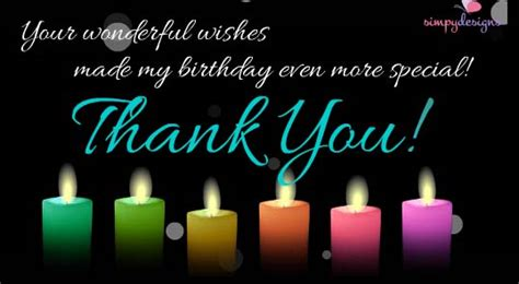 thank you for birthday wishes messages images wallpapers