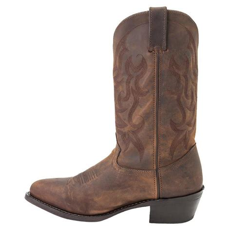 mens leather western boots durango s 12 quot leather western boots style db922