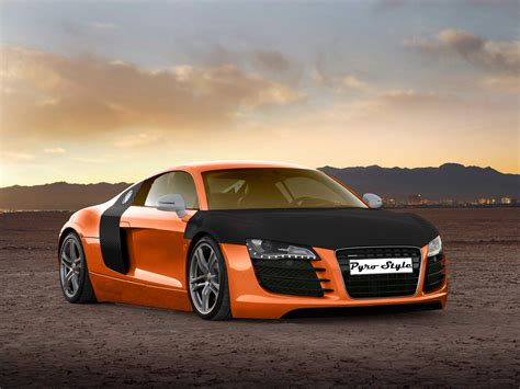 Hd Car Wallpapers Audi R8 Wallpaper