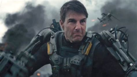 film tom cruise war this edge of tomorrow blu ray cover is bad and it should
