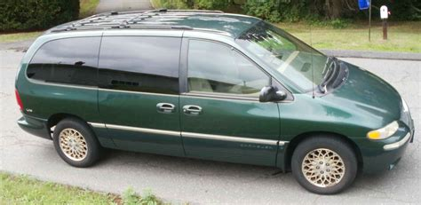Chrysler Town And Country 1998 by 1998 Chrysler Town And Country Image 5