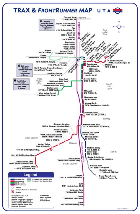 just ask will we see commuter rail from portland official map trax and frontrunner rail map salt
