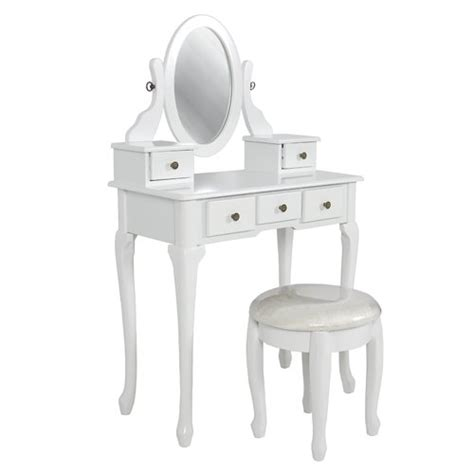contemporary white bedroom vanity set table drawer bench white vanity table set jewelry armoire makeup desk bench