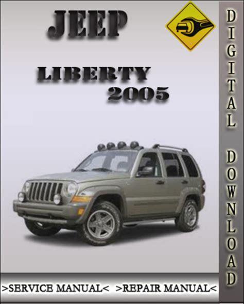 free auto repair manuals 2005 jeep liberty interior lighting repair manual jeep liberty 2005