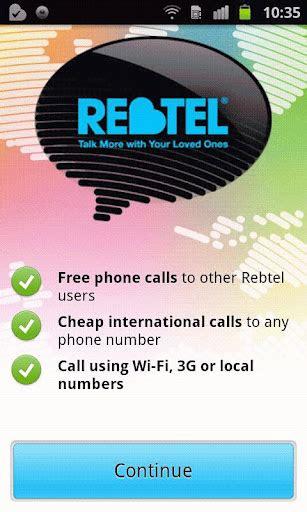 rebtel apk free rebtel apk for android getjar