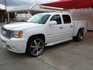 Used Gmc Truck Wheels For Sale Sell Used 2008 Gmc Denali 1500 Base Crew Cab