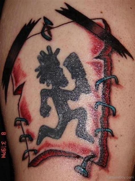 hatchetman tattoo icp tattoos hatchetman www pixshark images
