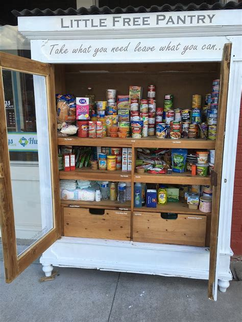 The Pantry Mckinney by Free Pantry Donation And Site Opens Outside