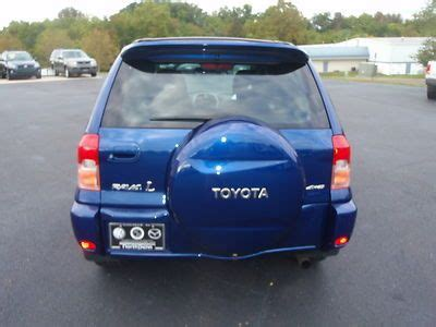 toyota rav4 2002 for sale by owner find used one owner 2002 toyota rav 4 rav4 l awd 4wd