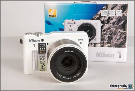 Nikon Underwater nikon 1 aw1 waterproof photo