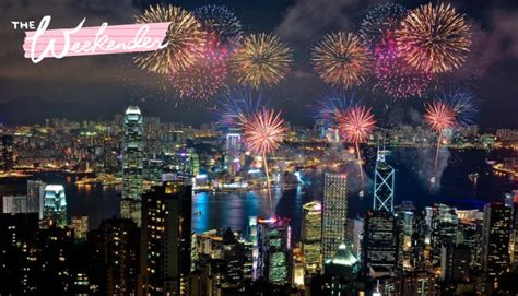 new year events hong kong weekender win tickets to five new year s win