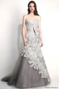 Modern trousseau fall 2015 bridal storm strapless french alencon lace